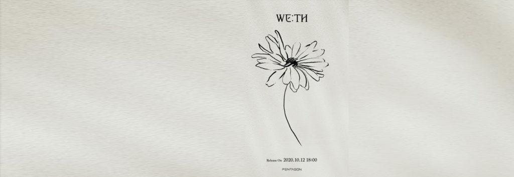 PENTAGON regresa en octubre con su mini album WE:TH