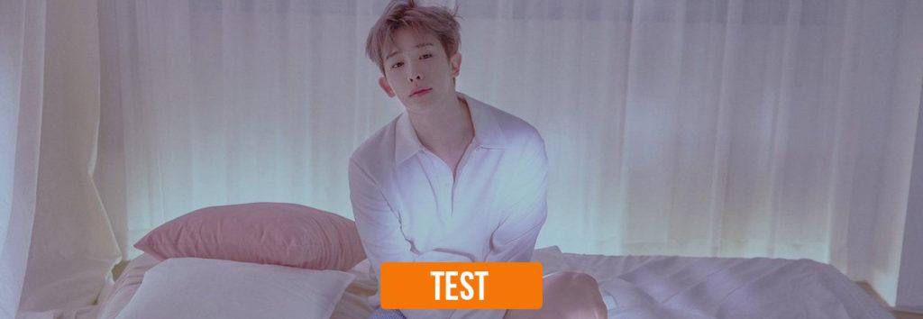 TEST: Wonho y Tú ¿Novios, Amigos o Nada?