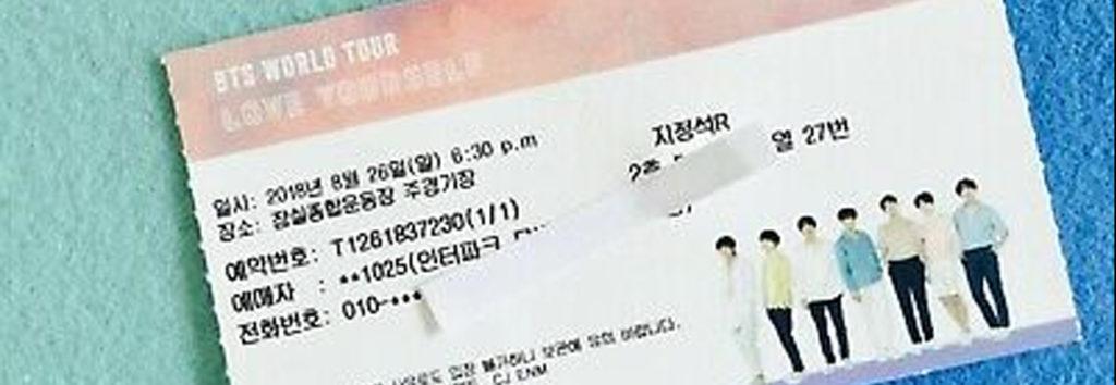 La pregunta del millón ¿Cuánto cuesta ir a un concierto de BTS?