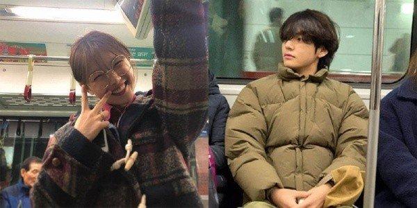 ¿V de BTS está saliendo con Kim Yoo-Jung? ¡Entérate!