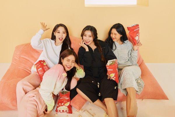 Los 3 grupos de chicas más populares actualmente en Corea