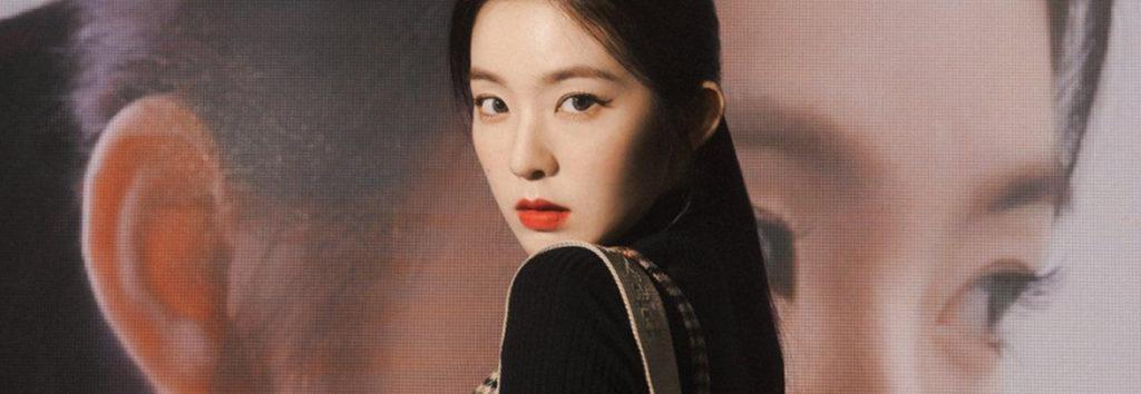 Irene de Red Velvet admite la agresión al editor y se disculpa