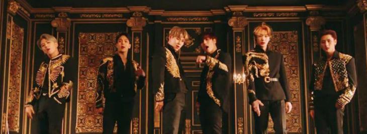 Descobrir quais grupos K-Pop são mais populares internacionalmente do que na Coréia