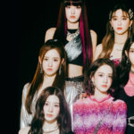 Black Eyed Pilseung la foto grupal del nuevo girl grup STAYC