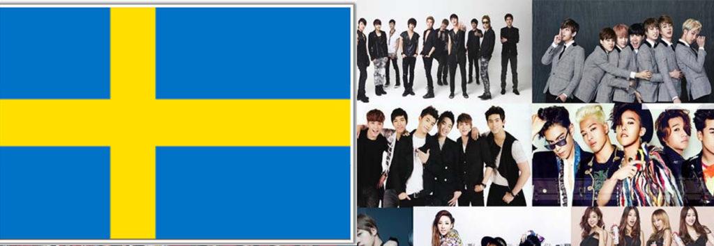 Netizens de Suecia reaccionan a los medios de Suecia por hablar cosas negativas del kpop