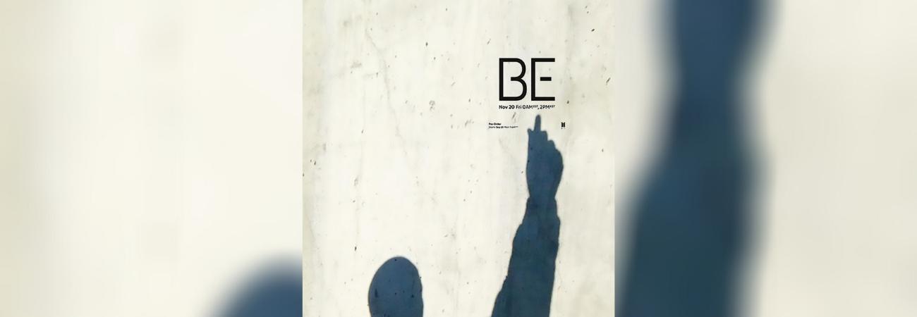 V en BE: tributo al nuevo álbum de BTS por Alejandro Vigilante