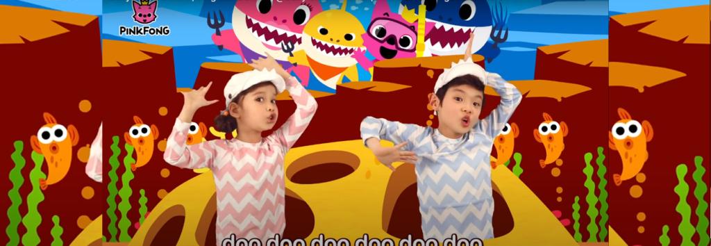 'Baby Shark' se torna o vídeo mais visto no YouTube - KPOP-LAT