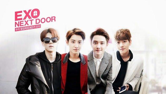 Los mejores k-dramas en los que EXO ha participado
