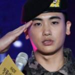Park Hyung Sik toma sus últimas vacaciones del servicio militar y no tendrá que regresar a la base