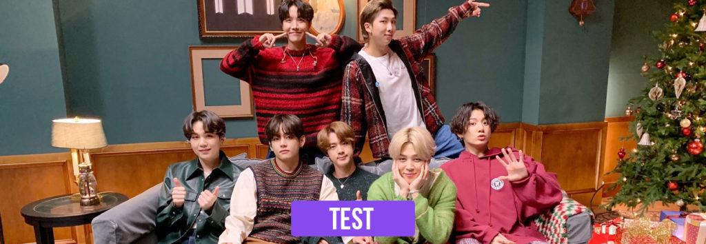 TEST: ¿Qué integrante de BTS seria tu mejor amigo?