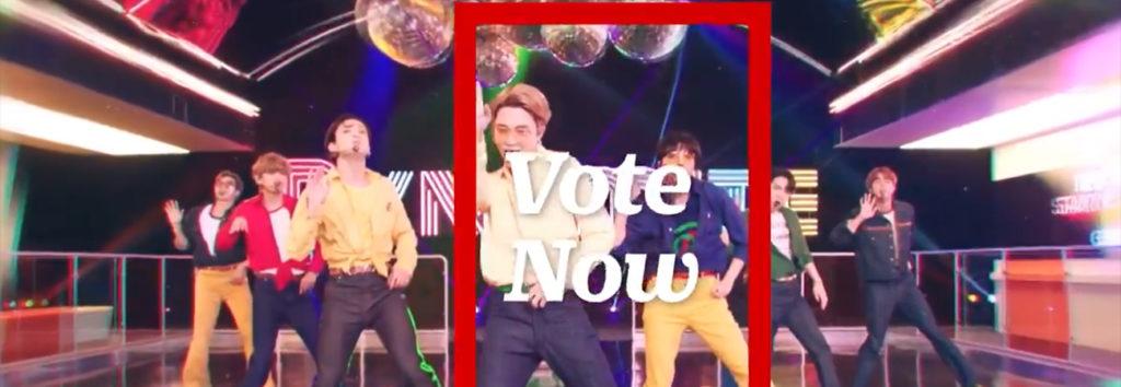 BTS esta nominado en ¿Quién debería de ser la persona del año 2020? para TIME