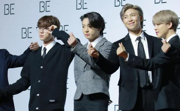 Blue & Grey de BTS Letra en Español