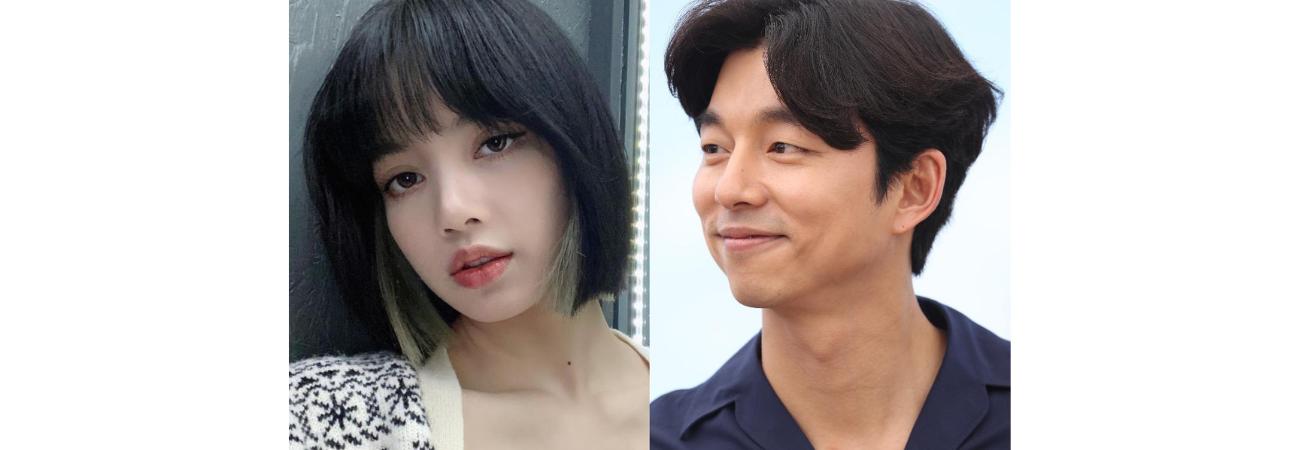Gong Yoo responde a Lisa de BLACKPINK quien lo eligió como su tipo ideal
