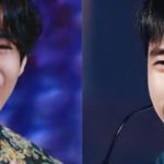 EXO D.O. e BTS V foram escolhidos como os ídolos de k-pop mais inocentes