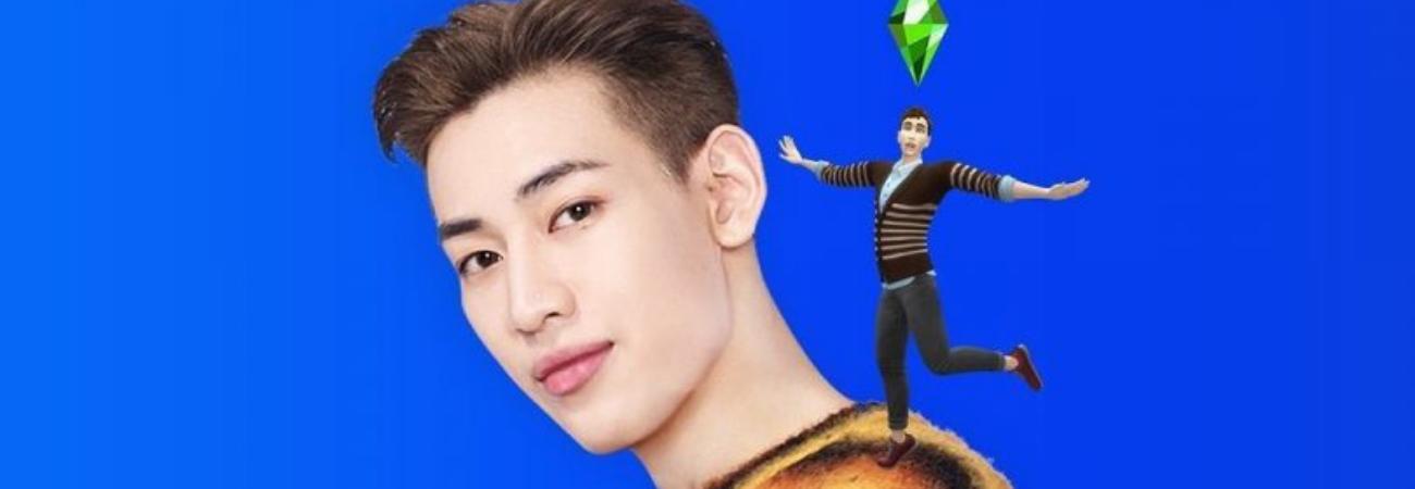 BamBam de GOT7 se convierte en el nuevo embajador de Los Sims 4