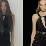 ¿Cuánto cuesta el vestido Versace de Jisoo de BLACKPINK?