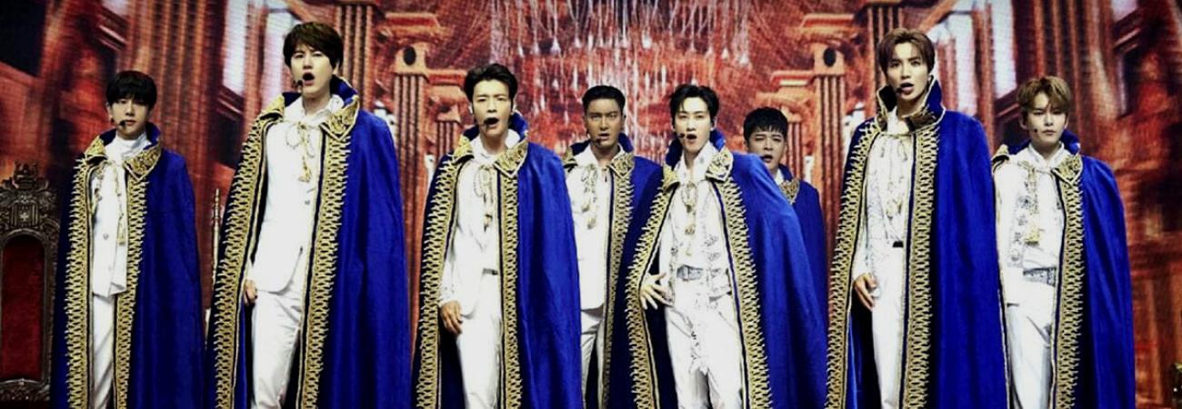 Revive los mejores momentos del 15° Aniversario de Super Junior
