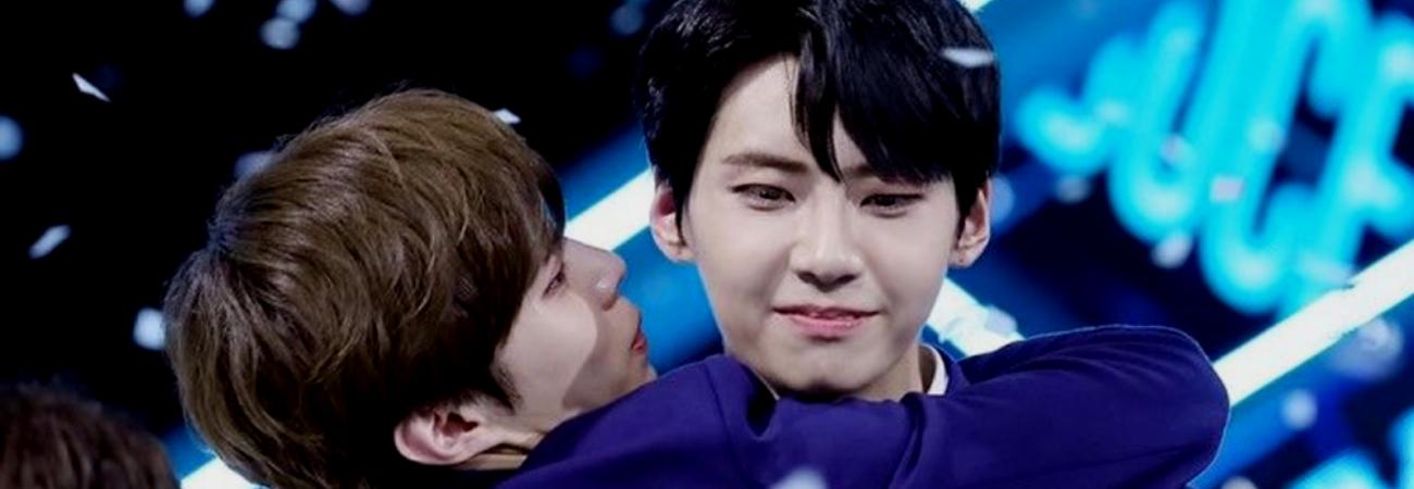 Netizens revisan la carta de Lee Jin Hyuk quien fue eliminado de 'Produce X 101' por manipulación de votos