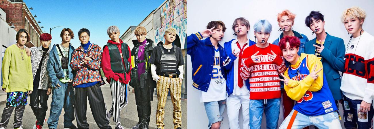 Conheça 'Ballistik Boyz', o grupo que pretende ser o BTS do Japão