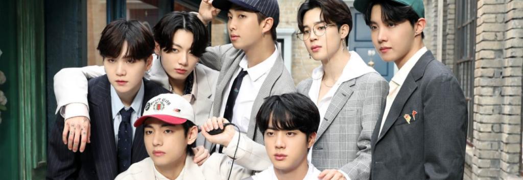 """BTS domina el Top 50 global de Spotify con todas las pistas de """"BE"""""""