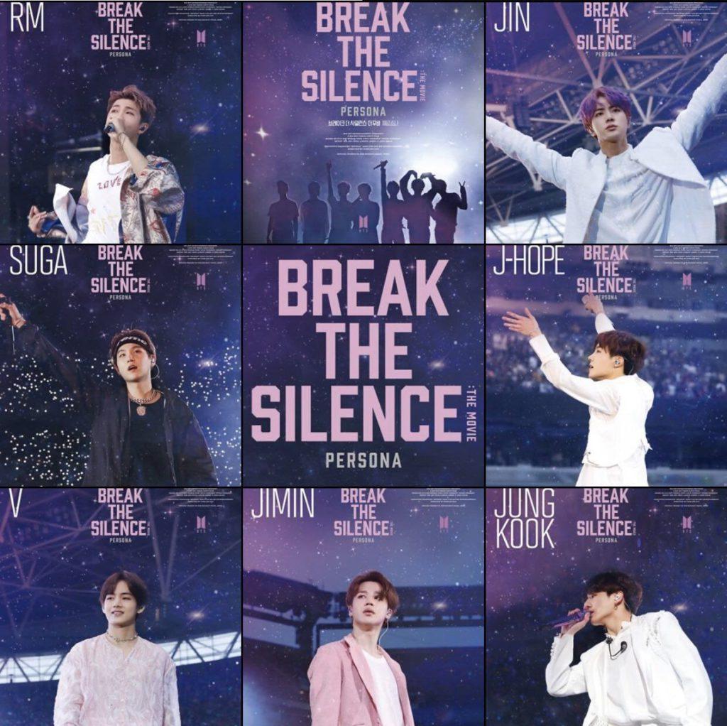 BTS lanzará el DVD de BREAK THE SILENCE: THE MOVIE