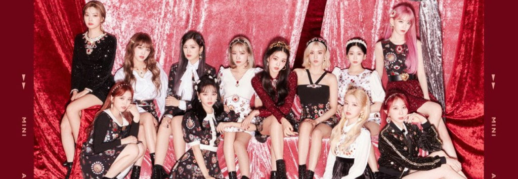IZ*ONE revela su poster grupal para su comeback One-reeler / Act IV