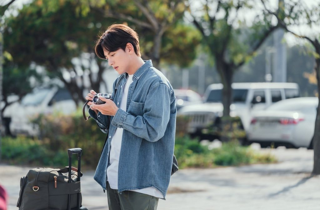 "Nuevas imágenes del kdrama de Ji Chang Wook ""City Couple's Way of Love"""