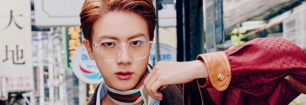 Jin de BTS se hace tendencia en Twitter con Tuna Flavored Cucumber