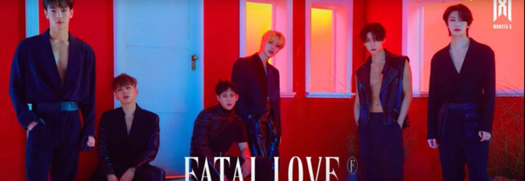 Así se escucha FATAL LOVE en el preview de MONSTA X