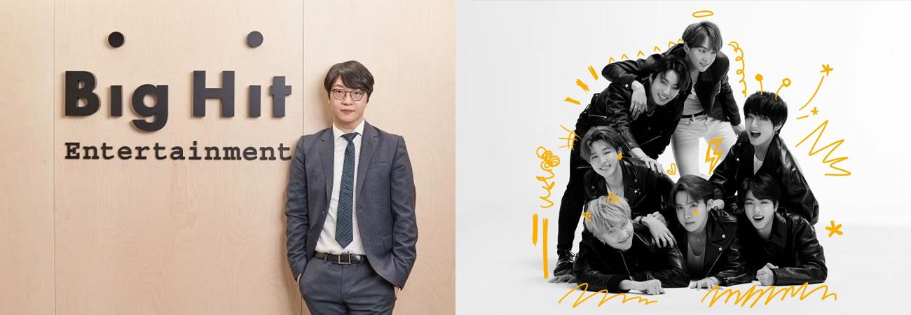 Por estas razones no puede existir otro grupo igual a BTS según Yoon Seok Jun de Big Hit