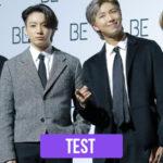 TEST: ¿Qué canción de 'BE' de BTS te va mejor contigo?