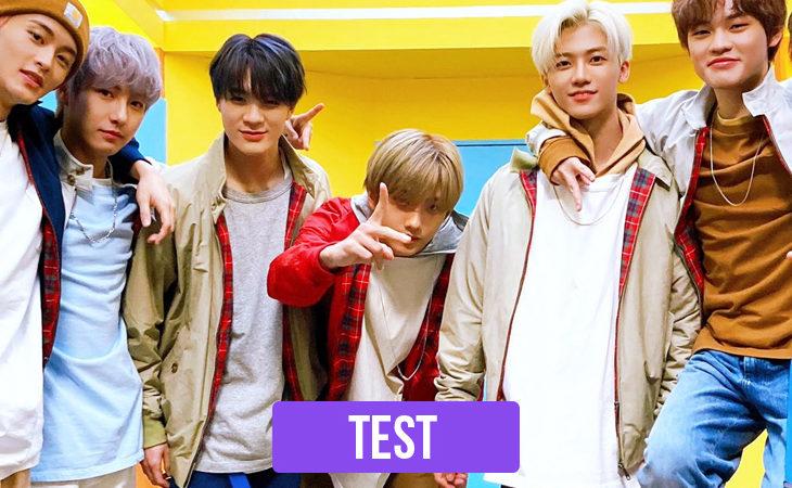 TEST: ¿Qué integrante de NCT DREAM es tu alma gemela?