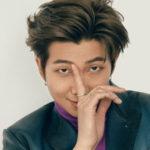 RM de BTS actualiza la vida amorosa de BTS en la revista ESQUIRE
