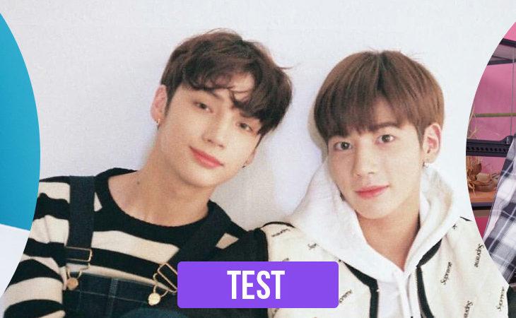 TEST: Quién sería Novio o Amigo ¿ Taehyun o Hueningkai ?