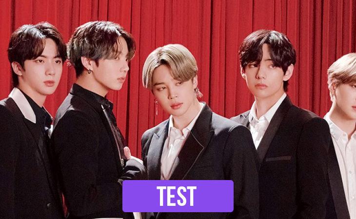 TEST: ¿Qué integrante de BTS es el amor de tu vida?