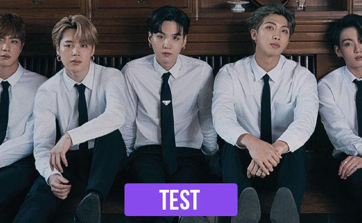 TEST:¿Conque integrante de BTS saldrías en el MV de Life Goes On?