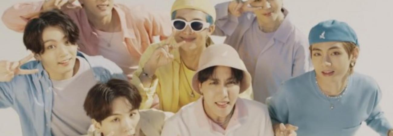 Los atuendos 'Dynamite' de BTS están a la venta en una subasta benéfica