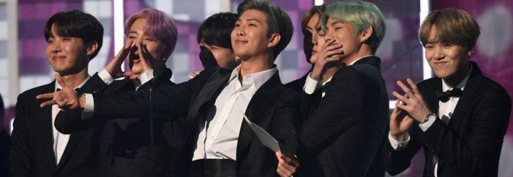 BTS lo ha logrado y es nominado en las siguiente categorías de los GRAMMYS