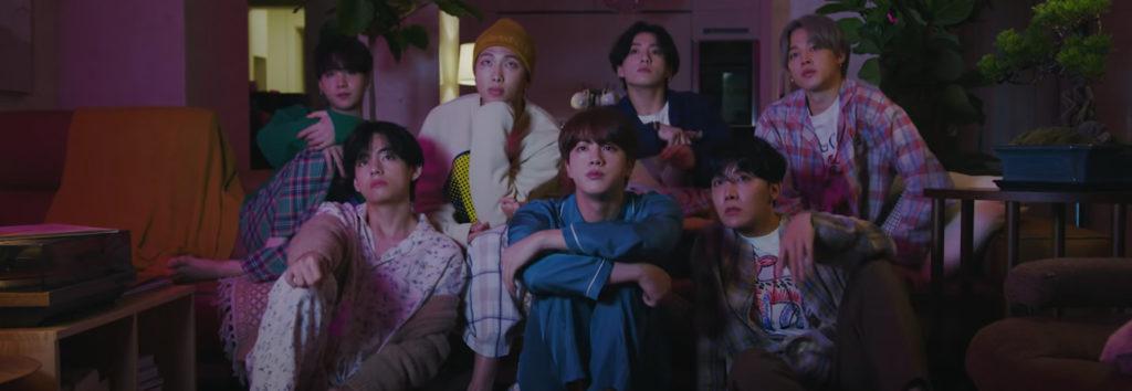 BTS lanza el teaser oficial del MV Life Goes On