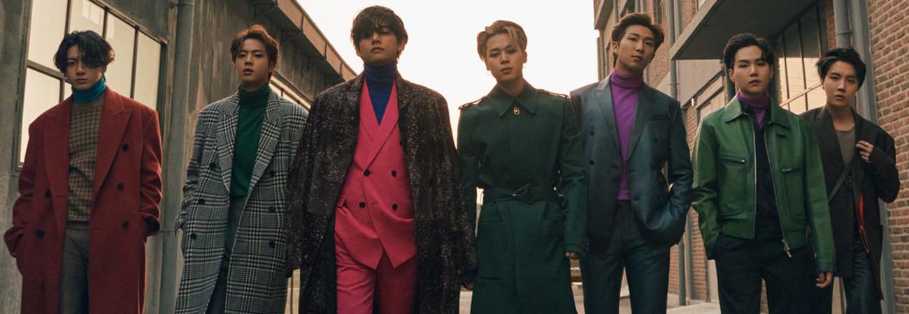 Membros do BTS revelam quais de suas músicas os representam