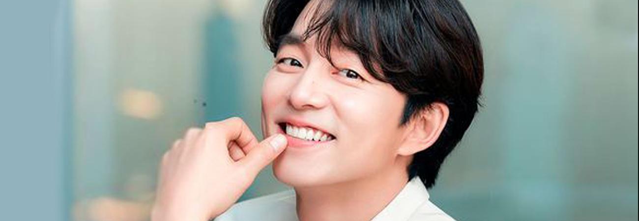 Gong Yoo revela cuál de sus personajes es su favorito