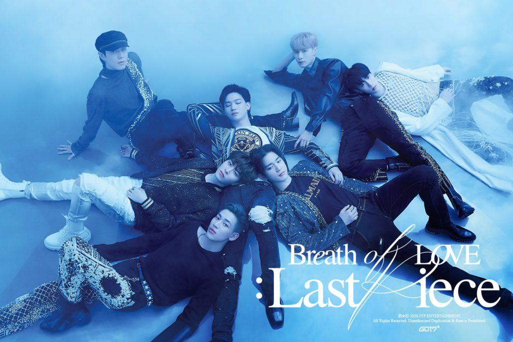 ¡Esto es todo lo que debes saber sobre el comeback de GOT7 con 'BREATH' y su nuevo álbum!