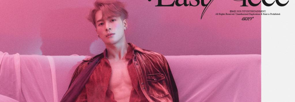 Revela las fotos de Jackson de GOT7 para 'Breath of Love: Last Piece'