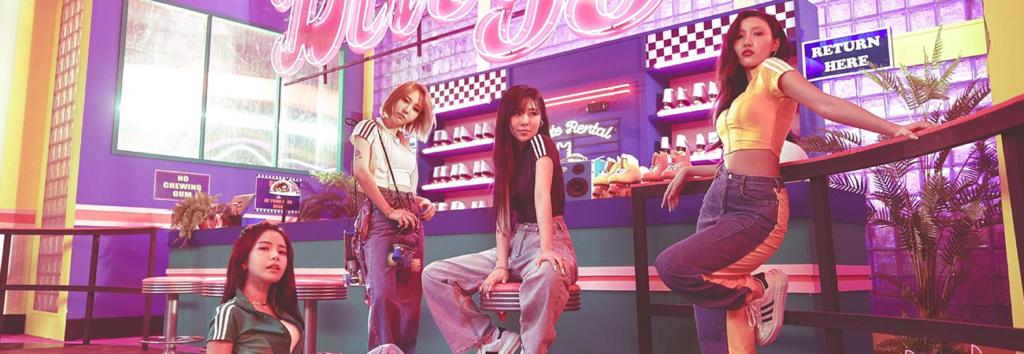 MAMAMOO presentará 'Dingga' y 'AYA' en Mnet