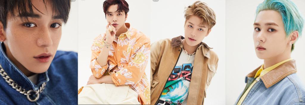 NCT 2020 revela las fotos de Lucas, Johnny, Taeil, Kun, Jisung y Hendery para 'NCT – The 2nd Album RESONANCE Pt.2