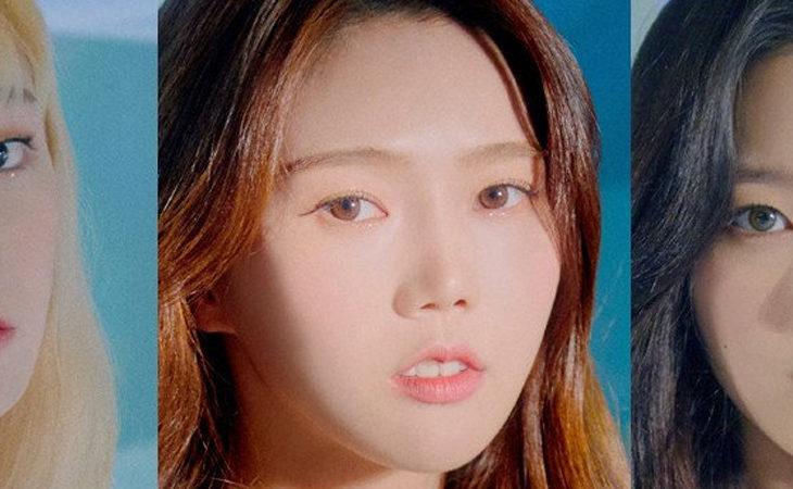 Oh My Girl revela las fotografías de Jiho, Hyojung, y Seunghee para su concierto Winter Fairy Tale: The Lost Memory