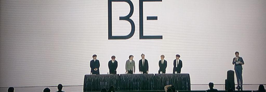 Último minuto: BTS presenta el álbum