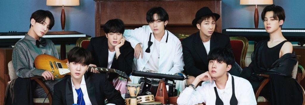 """Netizens encantados con el nuevo concepto de """"BE"""" de BTS"""