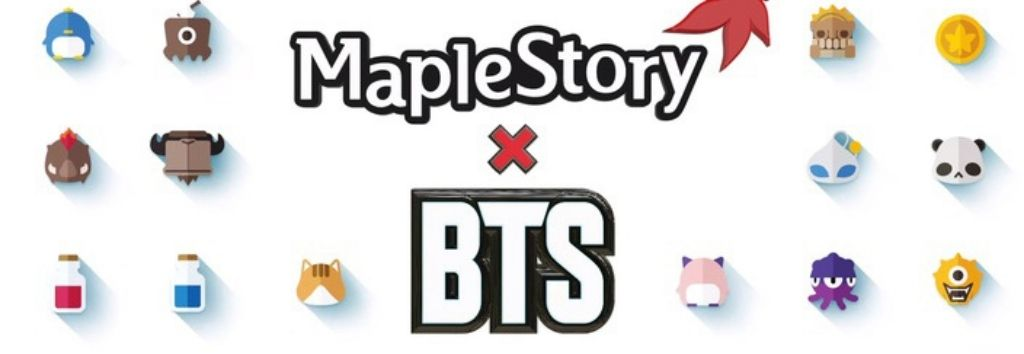 BTS tendrá una colaboración con el juego en línea MapleStory, el favorito de Jin