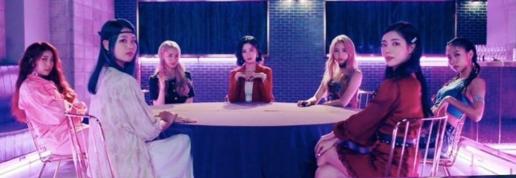 RBW revela primeras imágenes grupales del nuevo grupo femenino PURPLE K!SS